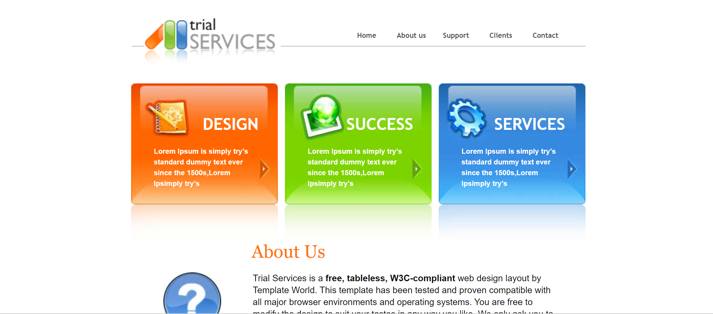 TRIAL SERVICES
